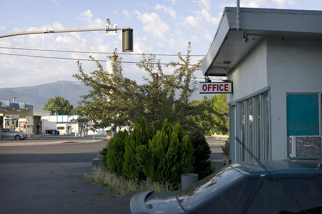 Diamond View Motel, Susanville, California